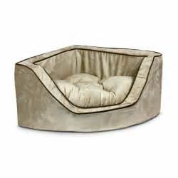 Dog Bed With Cover Replacement Cover Snoozer Luxury Overstuffed Corner Dog