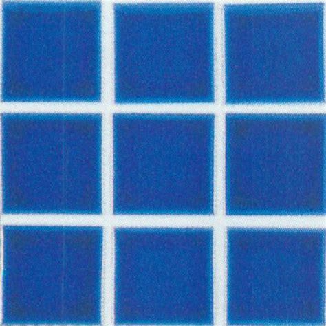 Tv Fujiwa pool029 celica cobalt blue pool tile 2x2 modern tile