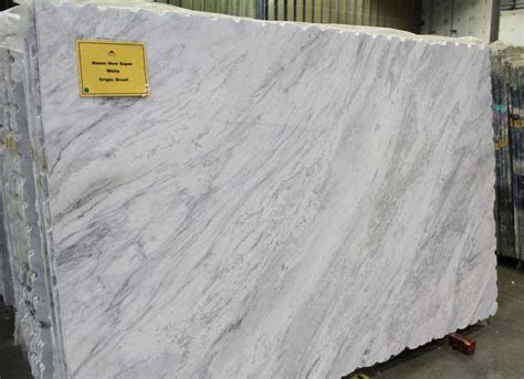 White Marble Countertops A Slab Of White Sold As Granite