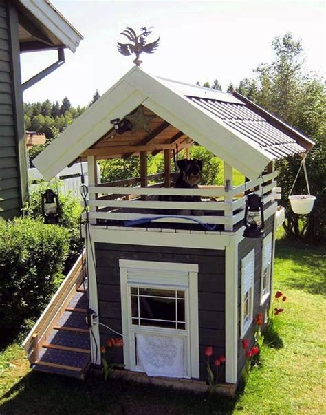 cool dog house ideas cool dog houses to build design decoration