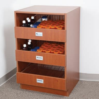 Cabinet Vial by Item 5056 Vial Drawer Cabinet