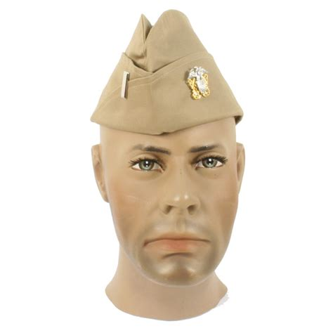 Cp Only You Hitam Navy usn officer garrison cap badge us navy