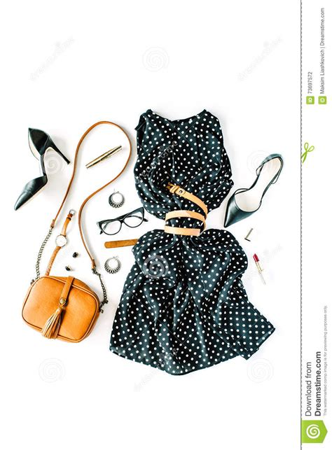 free clothes and shoes black and white clothes and shoes royalty free