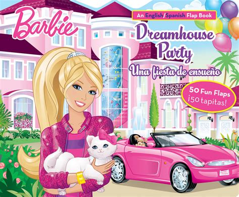 barbie dream house party barbie official publisher page simon schuster canada