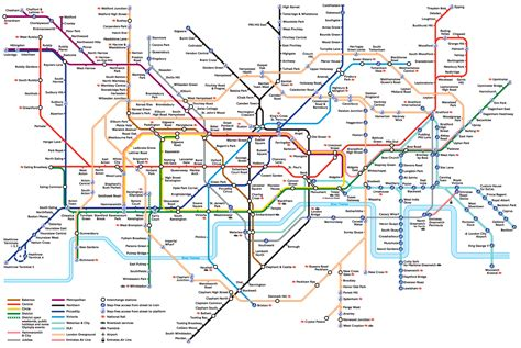 london by tube over london underground traveller information visitlondon com