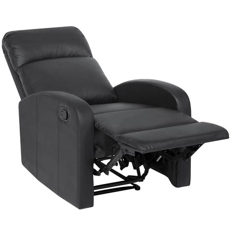 Recliner Seat Theaters by Best Choice Products Home Theater Leather Recliner Chair