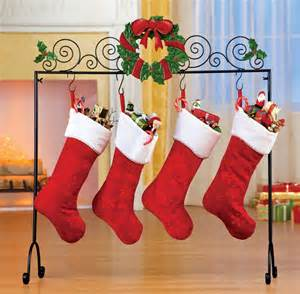 Christmas Stocking Floor Stand Stocking 20holder Jpg