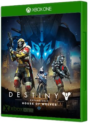 house of wolves game destiny house of wolves for xbox one xbox one games xbox one headquarters