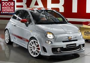 Abarth 500 Esseesse Cars Fiat 500 Abarth