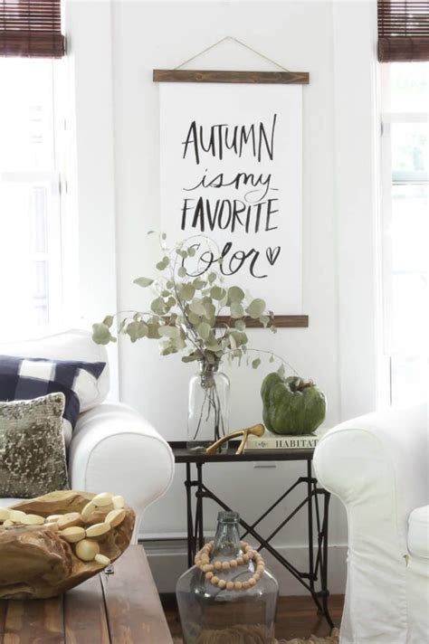 Fall Decor Inspiration For Your Fall Inspiration Nesting With Grace