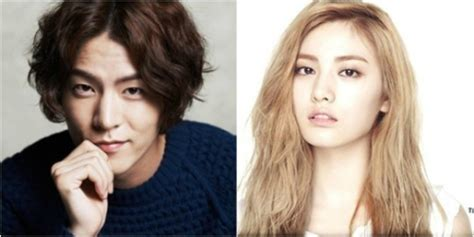 nana im jin ah boyfriend hong jong hyun and after school s nana are reportedly