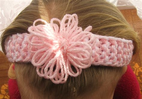 knitting pattern for headbands with flower loom knit headband patterns a knitting blog