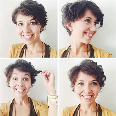 time to grow out pixie curly hair pixie cut 50 diversi stili da copiare per il prossimo