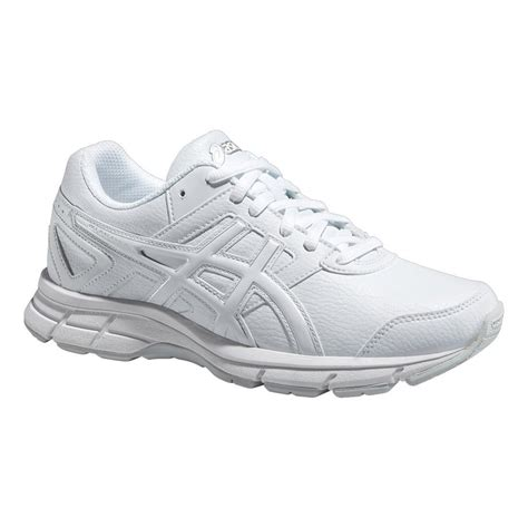 asics white running shoes asics gel galaxy 8 gs running shoes white
