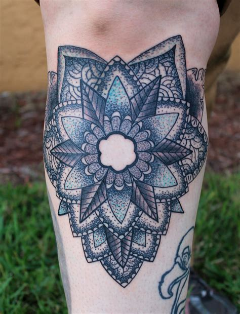 pointillism tattoo pointillism dot mandala sacred geometry tattoos