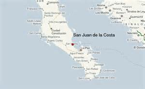 la costa california map san juan de la costa location guide