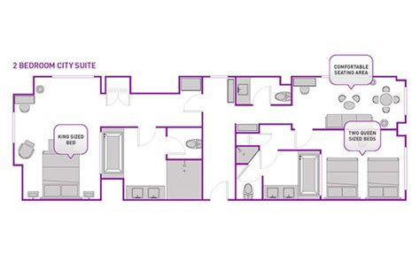 cosmopolitan las vegas floor plan cosmopolitan rooms suites