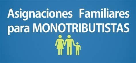 asignaciones familiares preguntas frecuentes asignaciones familiares monotributo 12 preguntas y respuestas