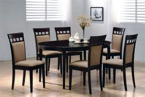 buy black round dining table and chairs in lagos nig with
