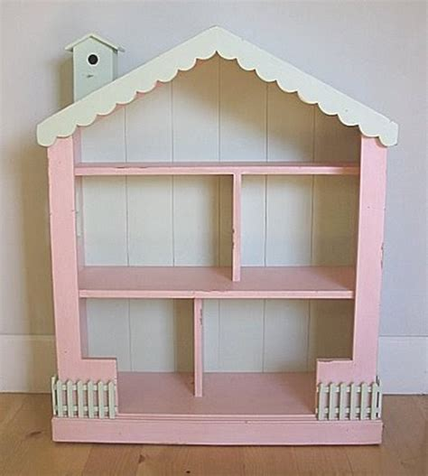 the table dollhouse bookcase