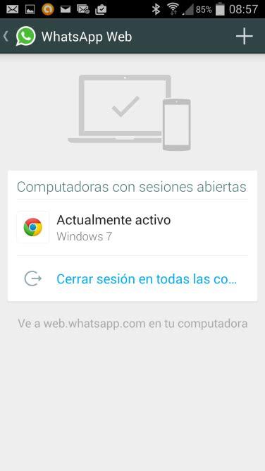 whatsapp v6 76 themes c 243 mo usar whatsapp en tu ordenador o tablet