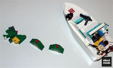 Premium Lego 40052 Springtime review 40019 brickley the sea serpent silentmode tv