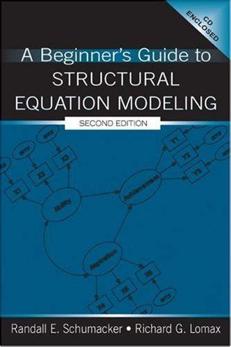 Handbook Of Structural Equation Modeling 2012 Rick H Hoyle a beginner s guide to structural equation modeling repost avaxhome