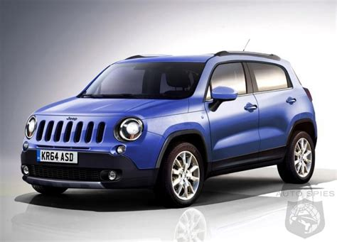 baby jeep jeep to unveil fiat 500 based crossover but can you
