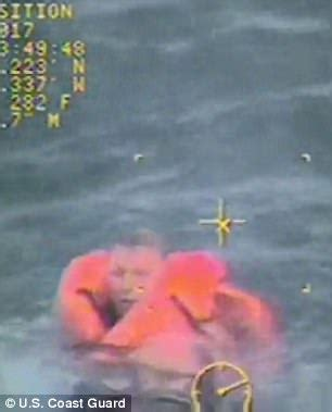 alaska fishing boat captain saves crewmen boat captain saves crew after capsizing off alaska coast