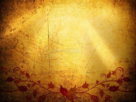 Faith PowerPoint Sermon Template   Fall Thanksgiving