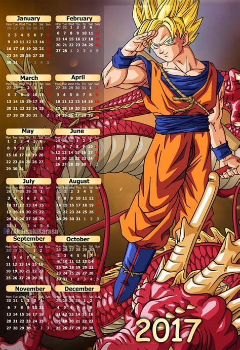 Anime Calendar 2017 Anime Calendar 12 By