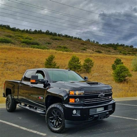 2018 chevy duramax lifted 2018 chevy 2500hd duramax redesign car 2018 2019