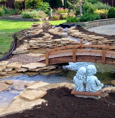 garden water features ideas 41 inspiring garden water features with images planted well
