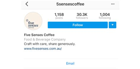 contoh bio online shop how to craft the best instagram bios for businesses