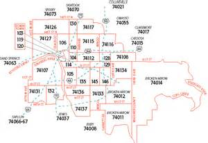 Tulsa Zip Code Map by Tulsa Zip Code Map Submited Images