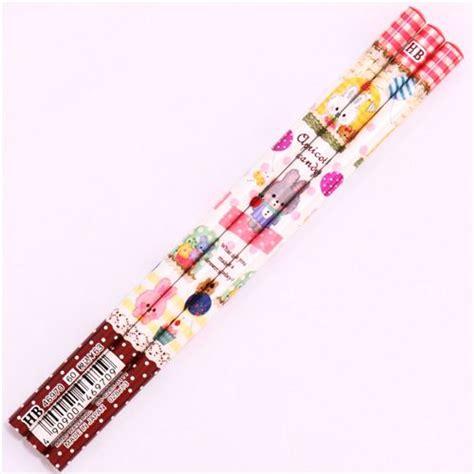 Squishy Crayon Pencil crayon 224 papier mind wave kawaii lapin souris et