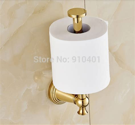 luxury toilet paper holder wholesale and retail promotion luxury bathroom wall mount