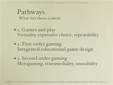 thesis about educational games wey han tan thesis presentation