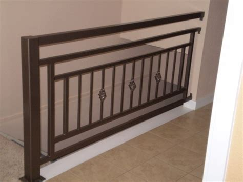 landing banister cool idea for second floor landing railing stair