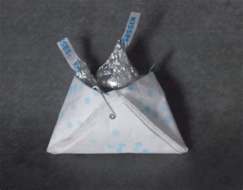 Origami Nappy - how to fold a napkin into a shape lovetoknow
