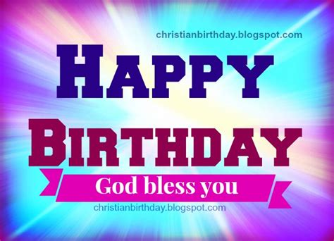 Happy Birthday God Bless You Quotes Happy Birthday Son Religious Quotes Quotesgram