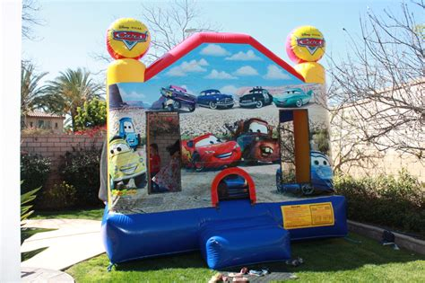cars bounce house cars bounce house