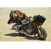 The Motorcycles In Mad Max Fury Road – BikeBound