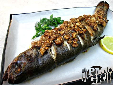 trout amandine poor man s gourmet kitchen simple recipes at a low