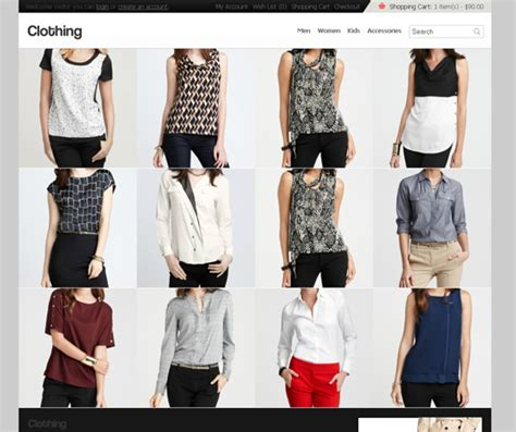 style clothing websites top 20 fashion clothing ecommerce website templates