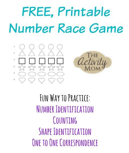 free printable race numbers the activity mom math archives page 3 of 4 the