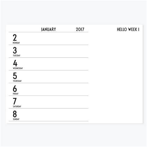 design letters kalender kalender 2017 fra design letters
