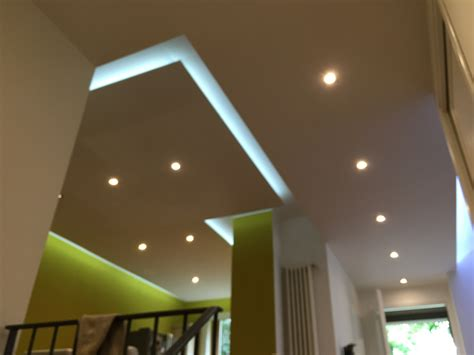 neon controsoffitto controsoffitto e led strisce led cucina q df led