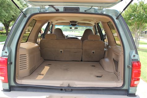 Ford Expedition Interior Dimensions by Ford Expedition Dimensions Interior
