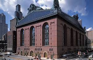 Library Chicago Harold Washington Library Wttw Chicago Media